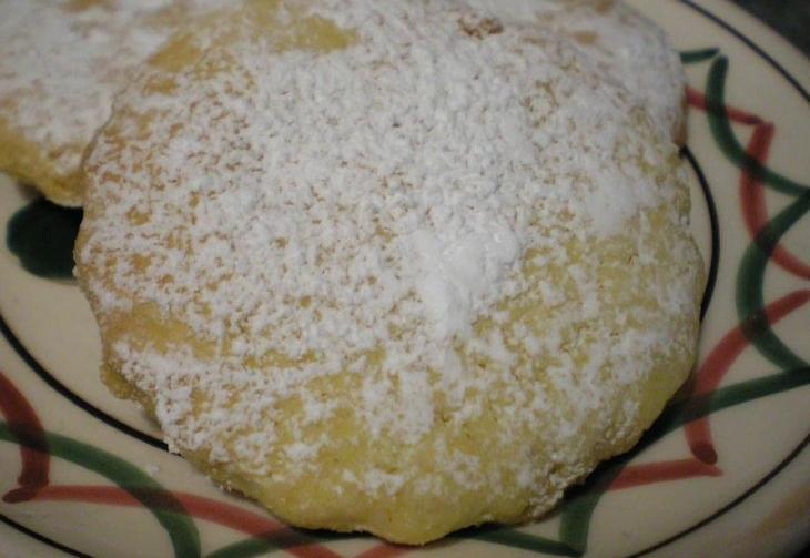 Biscotti di polenta e corn flakes