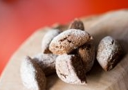 "Biscotti al caffè ""Mustazzoli salentini"""