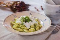Orecchiette con broccoletti e fiordilatte