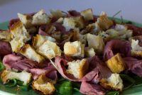 Roast Beef all'inglese con misticanza