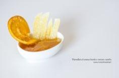 Marmellata di arance bionde e zenzero candito