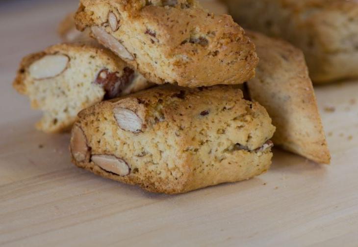 Biscotti cantuccini di Siena