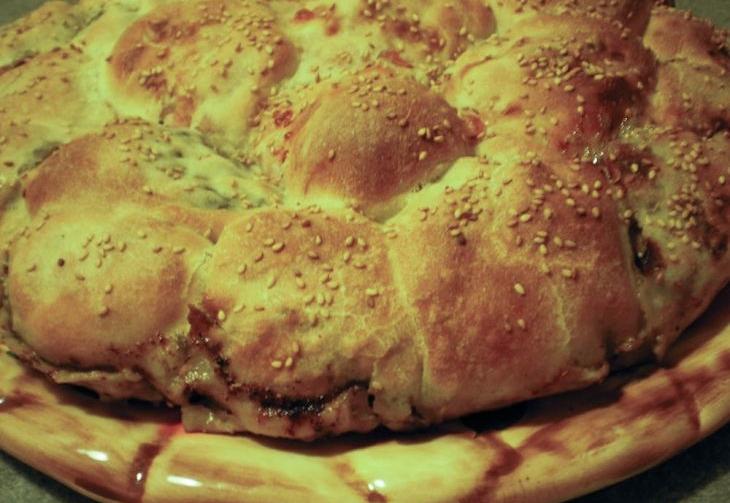 Tartaruga di pane a sorpresa